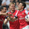 In photos: Arsenal beat Newcastle and pip Spurs to the Champions League AGAIN