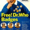 1970s: Kellogg&#8217;s Sugar Smacks and &#8220;FREE DR Who Badges!&#8221;