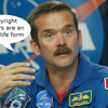 Who owns Commander Chris Hadfield's version of Space Oddity? Copyright issues are trickier than space travel