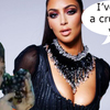 Kim Kardashian names her 'gates' Bambi and Thumper (in yer face Stu Francis)