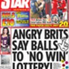 Unbiased Daily Star says owner Richard Desmond's lottery better than National Lottery