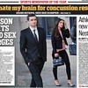 Adam Johnson is guilty but Stacey Johnson is the one on trial