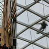 Cambridge man drinks six pints, passes out on shopping centre's glass roof