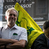 Gooners delight: Jeremy Corbyn vows to boycott Arsenal matches