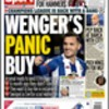 Transfer Balls: 'shrewd' Arsenal 'panic buy' 'star' striker Lucas Perez