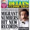On Daily Mail migrants from Barcelona and Andrew Sachs
