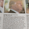 Scotland's The Herald says Trump's inauguration is an episode of The Twilight Zone