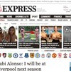 Clickbait balls: Express tricks Liverpool fans with bullshit.com Alonso story