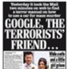 Daily Mail assures terrorists: it only takes two minutes to learn how to murder on Google
