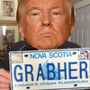 Man's vanity plate banned for being offensive to women