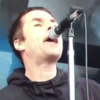 Glastonbury: Liam Gallagher ad libs about the smoke machine mod-song