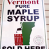 Vermont maple syrups takes like urine? The advert says it does