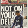 Spurs balls: Levy puts Dele Alli in the shop window