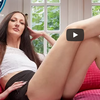 Ekaterina Lisina has the wold's longest legs