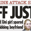 Lavinia Woodward's mitigating factors: she's not black, male and poor