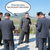 Kim Jong-Un fills his trousers