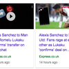 Daily Express uses fake Sanchez story to seduce Manchester United fans to Bullshit.com