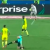 Referee Tony Chapron admits mistake after trying to kick player in Nantes v PSG match