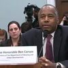 Ben Carson blames his wife for $31,000 expenses error