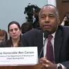 Ben Carson blames his wife for $31,000 expenses error
