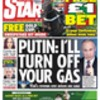 Vladimir Putin: Daily Star says Russian leader will pop round your house to help out
