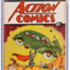 Action comics Number 1 yours for a bargain $300,001