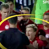 Fail: Former Chelsea player Marko Marin dives to get referee sent off