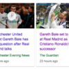 Transfer balls: Manchester United, Gareth Bale and Ronaldo in clickbait horror
