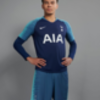 'Traditional' new Spurs kit 'is the Barcelona training kit'