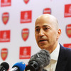 Ivan Gazidis: the towering force who took Arsenal from 1st to 6th