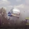 Norfolk police showcase dashcam footage of exciting near-fatal accidents