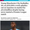 Manchester City star Raheem Sterling realises he's black amid tabloid onslaught