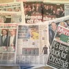 Brexit: tabloids react, Sinn Fein swears allegiance and Ireland is revolting