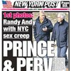 Jeffrey Epstein: Prince Andrew on the BBC's Newsnight looks like PR drivel