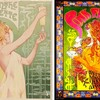 Art Nouveau and the path to psychedelic 1960s music posters