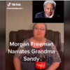 Morgan Freeman narrates Grandma Sandy