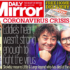 Eddie Large died with Coronavirus not from it